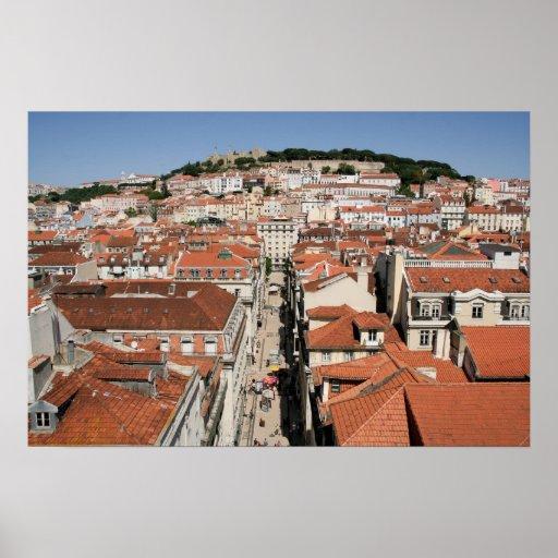 Poster de Lisboa