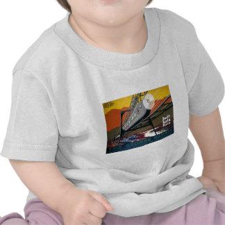 Poster de LNER Railplane Camisetas