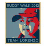 Poster de Lorenzo del equipo