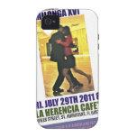 Poster de los bailarines de Milonga iPhone 4 Fundas