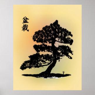 Poster de los bonsais 02