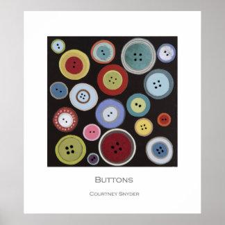 Poster de los botones