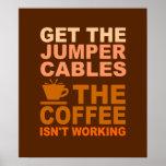 Poster de los cables de puente