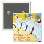 Poster de los chicas de baile de Toulouse-Lautrec Pins