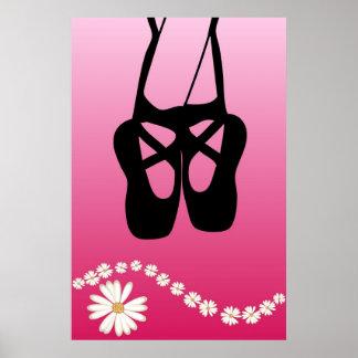Poster de los deslizadores del ballet