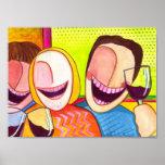 """""""Poster de los dientes del vino"""""""