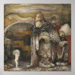 Poster de los duendes de Juan Bauer
