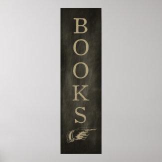 Poster de los libros
