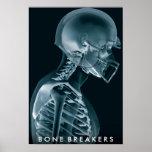 Poster de los trituradores del hueso
