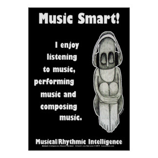 Poster de Lou Van Loon Music Smart