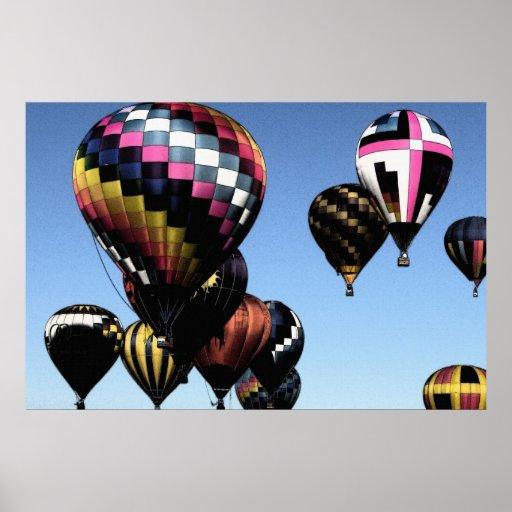 Poster de Luftballons 36 x 24