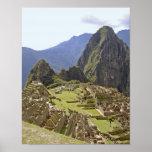 Poster de Machu Picchu