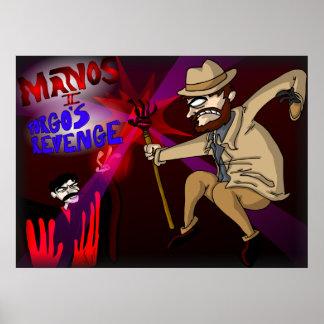 Poster de Manos II