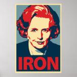 Poster de Margaret Thatcher