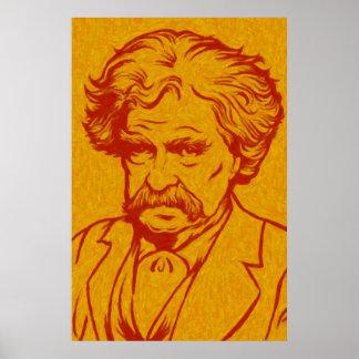 Poster de Mark Twain
