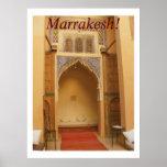 poster de Marrakesh