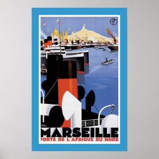 Poster de Marsella