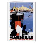 Poster de Marsella Felicitaciones