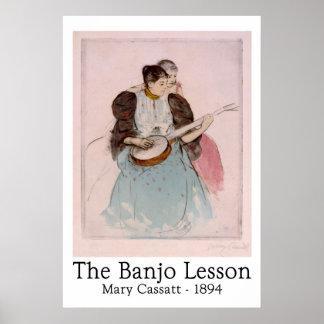 Poster de Mary Cassatt