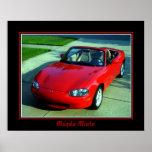 POSTER de Mazda Miata