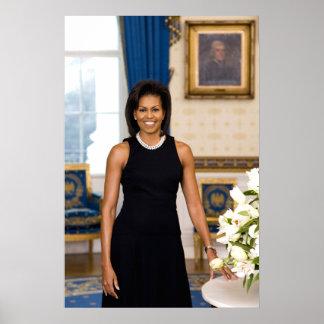 Poster de Michelle Obama
