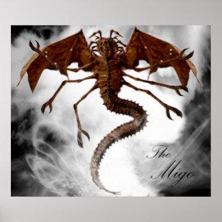 Poster de Migo de HPL
