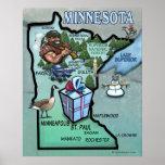 Poster de Minnesota