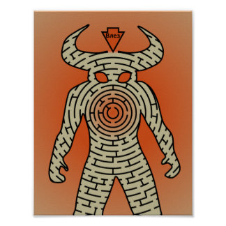 Poster de Minotaur