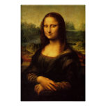 Poster de Mona Lisa Póster