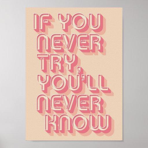 Poster de motivación