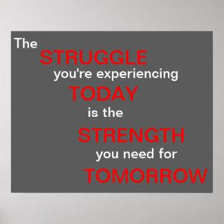 Poster de motivación -