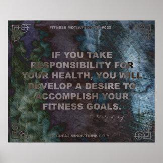 Poster de motivación para la cita #022 de la aptit