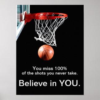 Poster de motivación para los estudiantes póster