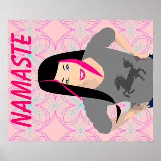 Poster de Namaste