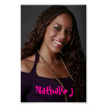 Poster de Nathalie J