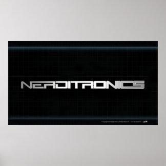 Poster de Nerditronics