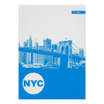 Poster de New York City