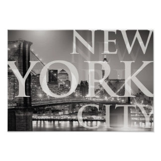 Poster de New York City
