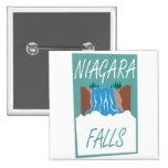 Poster de Niagara Falls Pins