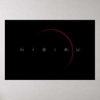 Poster de Nibiru del planeta