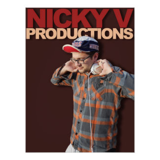 POSTER de Nicky V