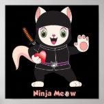 Poster de Ninja MEOW™