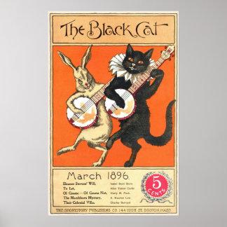 Poster de no. 2 del gato negro