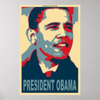 Poster de Obama A PARTIR del 14,95