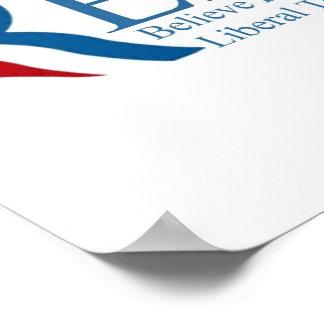 Poster de Obamacare de la derogación de Romney