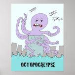 Poster de Octopocalypse