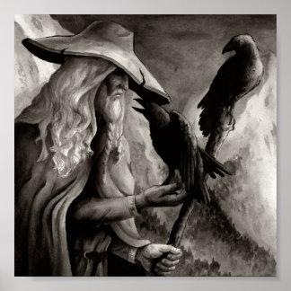 Poster de Odin