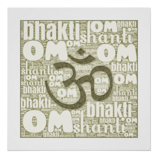 Poster de OM Shanti