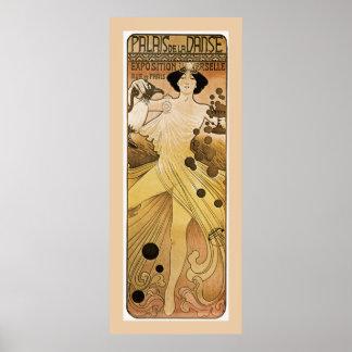 Poster de Palas de la Danse