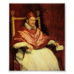 Poster de papa Inocencio X